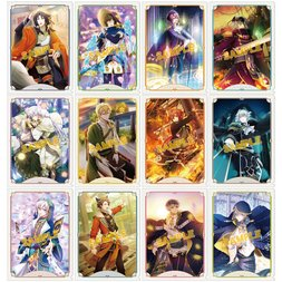 IDOLiSH 7 Throne of the Stellar Clear File Collection