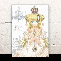 "Mini Art Board: Kawaku's ""Fairyland"""