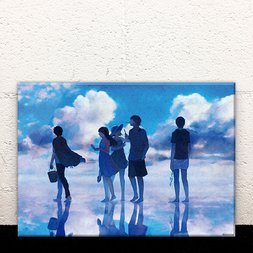 Ocean Acrylic Art Board