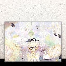 Vivid Dream Acrylic Art Board