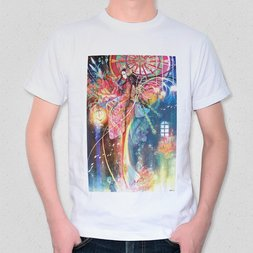 Goldfish Princess of Twilight T-Shirt