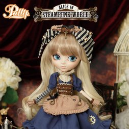 Pullip P-151: Alice in Steampunk World