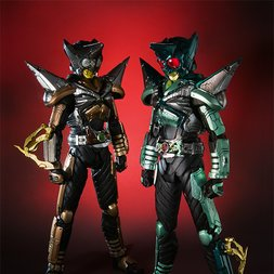 S.I.C. Kamen Rider Punch Hopper & Kick Hopper