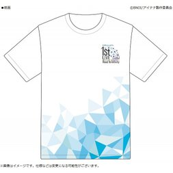 IDOLiSH 7 1st Live Road to Infinity Concert Logo T-Shirt