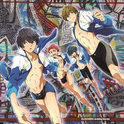 Aching Horns | High Speed! Free! Starting Days Main Theme (Anime Edition)