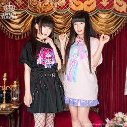 LISTEN FLAVOR x Yummy! Injection Nurse-chan Collab T-Shirt