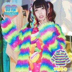 ACDC RAG Fur Coat D