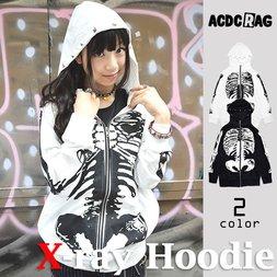 ACDC RAG X-Ray Hoodie