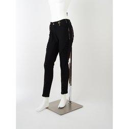 Rozen Kavalier Victorian-Style Lace-Up Pants