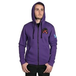 Overwatch Ultimate Widowmaker Zip-Up Hoodie