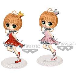 Q Posket Cardcaptor Sakura: Clear Card Sakura Kinomoto