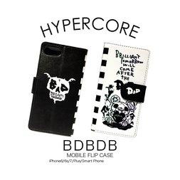 HYPER CORE BDBDB Mobile Flip Case