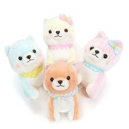 Mameshiba San Kyodai Funwari Yume no Kuni Vol. 2 Dog Plush Collection (Jumbo)