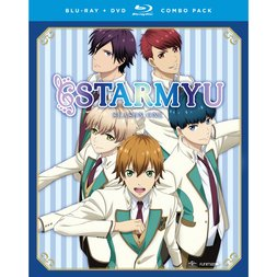 Starmyu: The Complete Series Blu-ray/DVD Combo Pack (Subtitles Only)