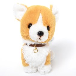 PUPS! Small Welsh Corgi Plush