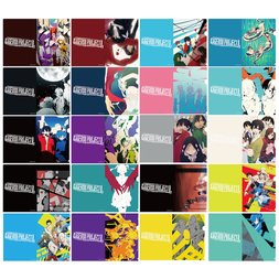 Kagerou Project Mini Clear File Collection