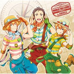 The Idolm@ster: SideM World Tre@sure 02