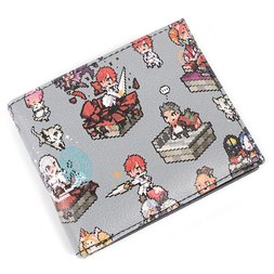 Re:Zero -Starting Life in Another World- Sublimated Bi-Fold Wallet