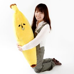 Elite Banana Banao Peelable Large Plush