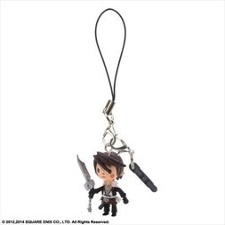 Phone Charm: Theatrhythm Final Fantasy - Mascot Strap w/ Earphone Jack