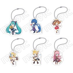 Vocaloid Acrylic Keychain Charm Collection: Akiyoshi Ver.