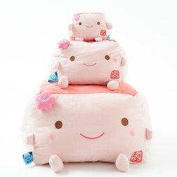 Hannari Tofu Ume Tofu Cushion