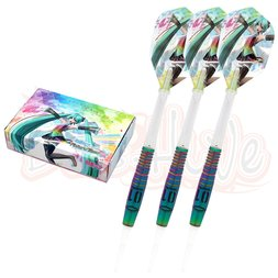Hatsune Miku Project DIVA Future Tone DX Darts Celebration Set w/ Bonus Sticker