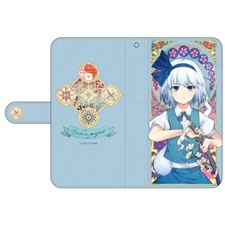 Touhou Project Youmu Konpaku Notebook-Style Smartphone Case