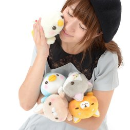 Itsudemo Daramofu-san Plush Collection (Standard)