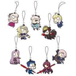 Fate/Grand Order GudaGuda Rubber Strap