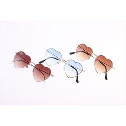 Honey Salon Heart-Shaped Sunglasses