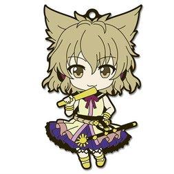 Nendoroid Plus: Touhou Project Miko Toyosatomimi Rubber Strap Ver. 8