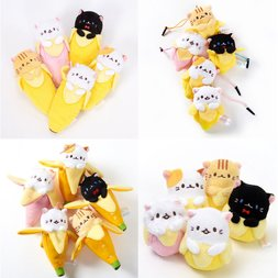 Bananya Collector's Set