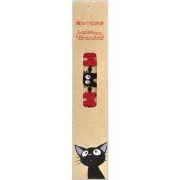 Kiki's Delivery Service Jiji's Ribbon Lace Bracelet