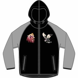 Monster Hunter: World Elder Dragons Mountain Hoodie