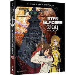 Star Blazers: Space Battleship Yamato 2199 – Part One BD Combo Pack