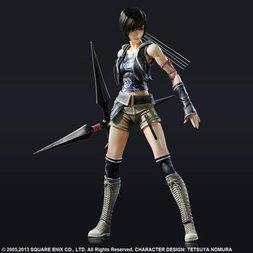 Play Arts Kai Final Fantasy VII: Advent Children Yuffie Kisaragi