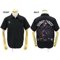 Fate/Grand Order Scáthach Full-Color Black Work Shirt