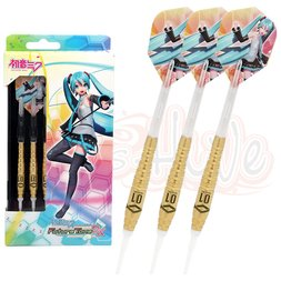 Hatsune Miku Project DIVA Future Tone DX Darts Future Tone Set w/ Bonus Sticker