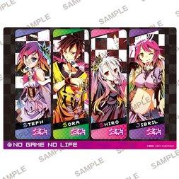 MF Bunko J No Game No Life Clear Bookmark Set