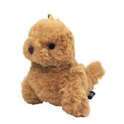 Fluffies Sea Lion Keychain Plush