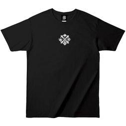 Monster Hunter 15th Anniversary Title Logo Black T-Shirt