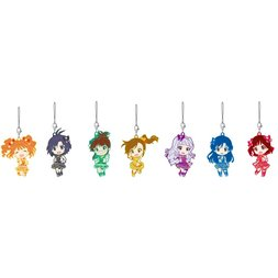 Nendoroid Plus: The Idolm@ster One for All 765 Pro All Stars Stage A Rubber Straps