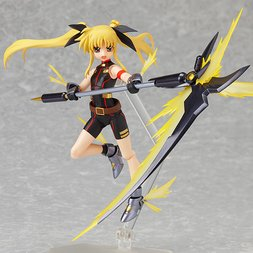 figma Fate Testarossa: Sonic Form Ver. | Magical Girl Lyrical Nanoha The Movie 2nd A's