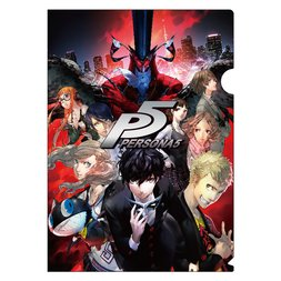 Persona 5 Clear File Collection