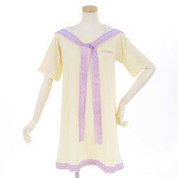 milklim Sailor Collar Dress