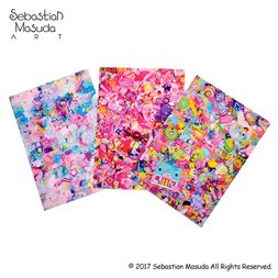 6%DOKIDOKI Colorful Rebellion Clear Files