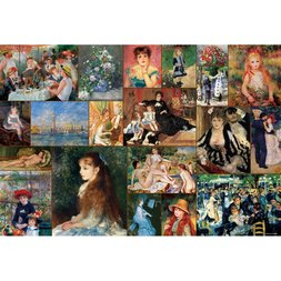 Renoir Selection 20 Jigsaw Puzzle