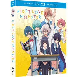 First Love Monster: Complete Series Blu-ray/DVD Combo Pack