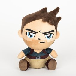 "Stubbins Uncharted 4: A Thief's End Nathan Drake 6"" Plush"